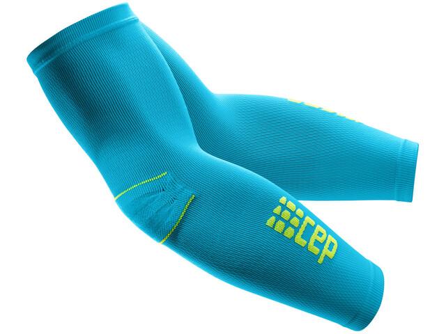 cep Arm Sleeves - Collants - vert/bleu